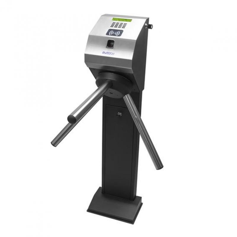 Catraca de Acesso com Comanda Itiúba - Catraca Acesso com Biometria
