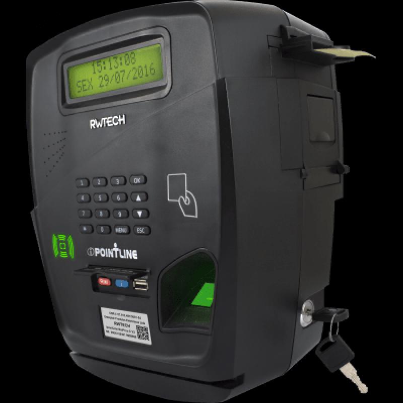 Desbloqueio de Relógio Ponto Biométrico Poço Redondo - Relógio de Ponto