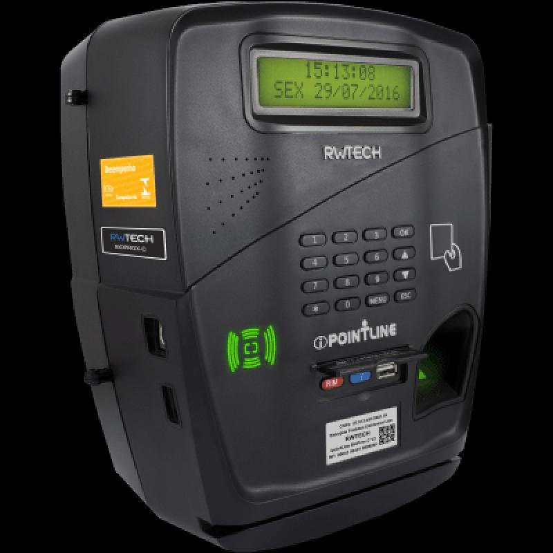 Relógio Ponto Biométrico Preços Mutuípe - Relógio de Ponto