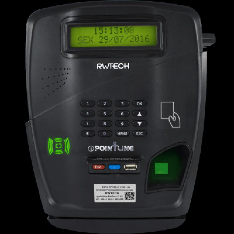 Relógio Ponto Biométrico São Felipe - Relógio de Ponto