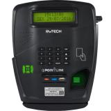 controle de ponto biométrico Pé de Serra